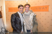 1-Jahresfeier - Runway Boutique - Di 20.10.2015 - Alexis FERNANDEZ GONZALEZ, Kathi STUMPF2