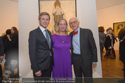 Klimt-Schiele-Kokoschka Ausstellung - Belvedere - Mi 21.10.2015 - Josef OSTERMAYER, Agnes HUSSLEIN, Eric KANDEL108