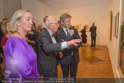 Klimt-Schiele-Kokoschka Ausstellung - Belvedere - Mi 21.10.2015 - Josef OSTERMAYER, Agnes HUSSLEIN, Eric KANDEL110