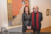 Klimt-Schiele-Kokoschka Ausstellung - Belvedere - Mi 21.10.2015 - Paulus MANKER, Elisabeth AUER,125