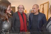 Klimt-Schiele-Kokoschka Ausstellung - Belvedere - Mi 21.10.2015 - Paulus MANKER, Gery KESZLER126