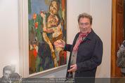 Klimt-Schiele-Kokoschka Ausstellung - Belvedere - Mi 21.10.2015 - Martin SUPPAN131