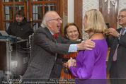 Klimt-Schiele-Kokoschka Ausstellung - Belvedere - Mi 21.10.2015 - Eric und Denise KANDEL, Agnes HUSSLEIN16