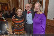 Klimt-Schiele-Kokoschka Ausstellung - Belvedere - Mi 21.10.2015 - Eric und Denise KANDEL, Agnes HUSSLEIN18