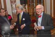 Klimt-Schiele-Kokoschka Ausstellung - Belvedere - Mi 21.10.2015 - Peter HUSSLEIN, Eric KANDEL3