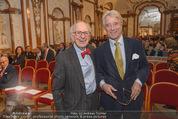 Klimt-Schiele-Kokoschka Ausstellung - Belvedere - Mi 21.10.2015 - Peter HUSSLEIN, Eric KANDEL4