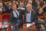 Klimt-Schiele-Kokoschka Ausstellung - Belvedere - Mi 21.10.2015 - Josef OSTERMAYER, Eric KANDEL43