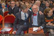 Klimt-Schiele-Kokoschka Ausstellung - Belvedere - Mi 21.10.2015 - Josef OSTERMAYER, Eric KANDEL44