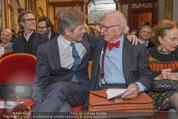 Klimt-Schiele-Kokoschka Ausstellung - Belvedere - Mi 21.10.2015 - Josef OSTERMAYER, Eric KANDEL45