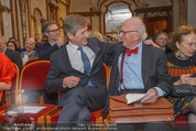 Klimt-Schiele-Kokoschka Ausstellung - Belvedere - Mi 21.10.2015 - Josef OSTERMAYER, Eric KANDEL46