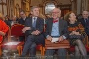 Klimt-Schiele-Kokoschka Ausstellung - Belvedere - Mi 21.10.2015 - Josef OSTERMAYER, Eric KANDEL47