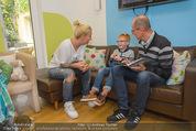 Sarah Connor Besuch - Ronald McDonald Kinderhilfehaus - Do 22.10.2015 - Sarah CONNOR12