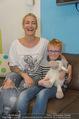 Sarah Connor Besuch - Ronald McDonald Kinderhilfehaus - Do 22.10.2015 - Sarah CONNOR mit Kasper18