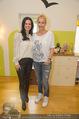 Sarah Connor Besuch - Ronald McDonald Kinderhilfehaus - Do 22.10.2015 - Sarah CONNOR, Sonja KLIMA20