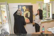 Sarah Connor Besuch - Ronald McDonald Kinderhilfehaus - Do 22.10.2015 - Rudi HOLDHAUS, Sonja KLIMA5