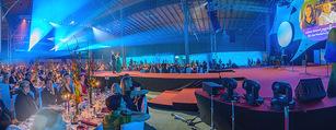 Ronald McDonald Gala - Marx Halle - Do 22.10.2015 - �bersichtsfoto, Publikum, Saal, G�ste, Zuschauer1