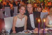 Ronald McDonald Gala - Marx Halle - Do 22.10.2015 - Frank HENSEL mit Begleitung Angela116