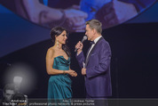 Ronald McDonald Gala - Marx Halle - Do 22.10.2015 - Alfons HAIDER, Sonja KLIMA (B�hnenfoto)123