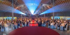 Ronald McDonald Gala - Marx Halle - Do 22.10.2015 - �bersichtsfoto, Publikum, Saal, G�ste, Zuschauer132