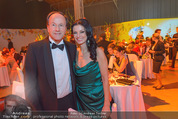 Ronald McDonald Gala - Marx Halle - Do 22.10.2015 - Ernst MINAR, Sonja KLIMA138