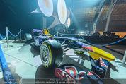 Ronald McDonald Gala - Marx Halle - Do 22.10.2015 - Red Bull Formel-1 Auto143