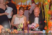 Ronald McDonald Gala - Marx Halle - Do 22.10.2015 - Frank HENSEL mit Angela147