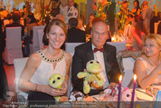Ronald McDonald Gala - Marx Halle - Do 22.10.2015 - Frank HENSEL mit Angela148