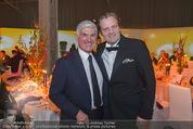 Ronald McDonald Gala - Marx Halle - Do 22.10.2015 - Michael HEINRITZI, Andreas SCHWERLA160