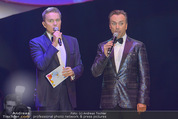 Ronald McDonald Gala - Marx Halle - Do 22.10.2015 - Alfons HAIDER, Uwe KR�GER (B�hnenfoto)195