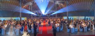 Ronald McDonald Gala - Marx Halle - Do 22.10.2015 - �bersichtsfoto, Publikum, Saal, G�ste, Zuschauer2