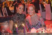 Ronald McDonald Gala - Marx Halle - Do 22.10.2015 - Cindy ALAMBWA, Alexandra SWAROVSKI212