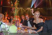Ronald McDonald Gala - Marx Halle - Do 22.10.2015 - Sabine LISICKI, Hannes JAGERHOFER, Andreas SCHWERLA216