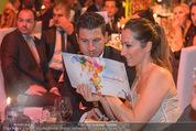 Ronald McDonald Gala - Marx Halle - Do 22.10.2015 - Kati BELLOWITSCH, Daniel GEYER220