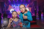 Ronald McDonald Gala - Marx Halle - Do 22.10.2015 - Kinder machen Seifenblasen233