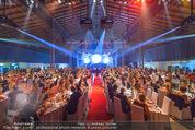 Ronald McDonald Gala - Marx Halle - Do 22.10.2015 - Panorama, Saalfoto, �bersicht, G�ste, Dinner, Publikum238