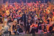 Ronald McDonald Gala - Marx Halle - Do 22.10.2015 - Panorama, Saalfoto, �bersicht, G�ste, Dinner, Publikum252