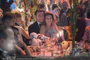 Ronald McDonald Gala - Marx Halle - Do 22.10.2015 - Simone Simona FELLNER (Tochter von J. Schiller), Roman BAUERNFEI260