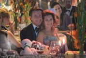 Ronald McDonald Gala - Marx Halle - Do 22.10.2015 - Simone Simona FELLNER (Tochter von J. Schiller), Roman BAUERNFEI261