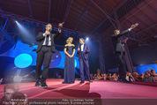 Ronald McDonald Gala - Marx Halle - Do 22.10.2015 - Oliver POCHER, Sabine LISICKI, Alfons HAIDER, Philipp VON HUTTEN272