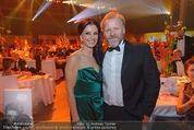 Ronald McDonald Gala - Marx Halle - Do 22.10.2015 - Sonja KLIMA, Peter GOACH299