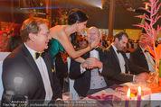 Ronald McDonald Gala - Marx Halle - Do 22.10.2015 - Sonja KLIMA, Kurt MANN300