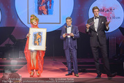 Ronald McDonald Gala - Marx Halle - Do 22.10.2015 - Alfons HAIDER, Philipp VON HUTTEN bei der Versteigerung305