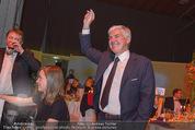 Ronald McDonald Gala - Marx Halle - Do 22.10.2015 - Michael HEINRITZI beim Bieten307