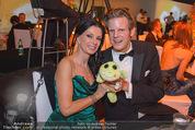 Ronald McDonald Gala - Marx Halle - Do 22.10.2015 - Sonja KLIMA, Philipp VON HUTTEN308