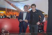 Ronald McDonald Gala - Marx Halle - Do 22.10.2015 - 321