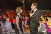 Ronald McDonald Gala - Marx Halle - Do 22.10.2015 - Christian KRPOUN macht Heiratsantrag326