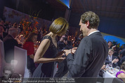 Ronald McDonald Gala - Marx Halle - Do 22.10.2015 - Christian KRPOUN macht Heiratsantrag333