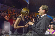Ronald McDonald Gala - Marx Halle - Do 22.10.2015 - Christian KRPOUN macht Heiratsantrag334