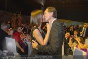 Ronald McDonald Gala - Marx Halle - Do 22.10.2015 - Christian KRPOUN macht Heiratsantrag335