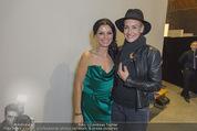 Ronald McDonald Gala - Marx Halle - Do 22.10.2015 - Sonja KLIMA, Sarah CONNOR backstage377